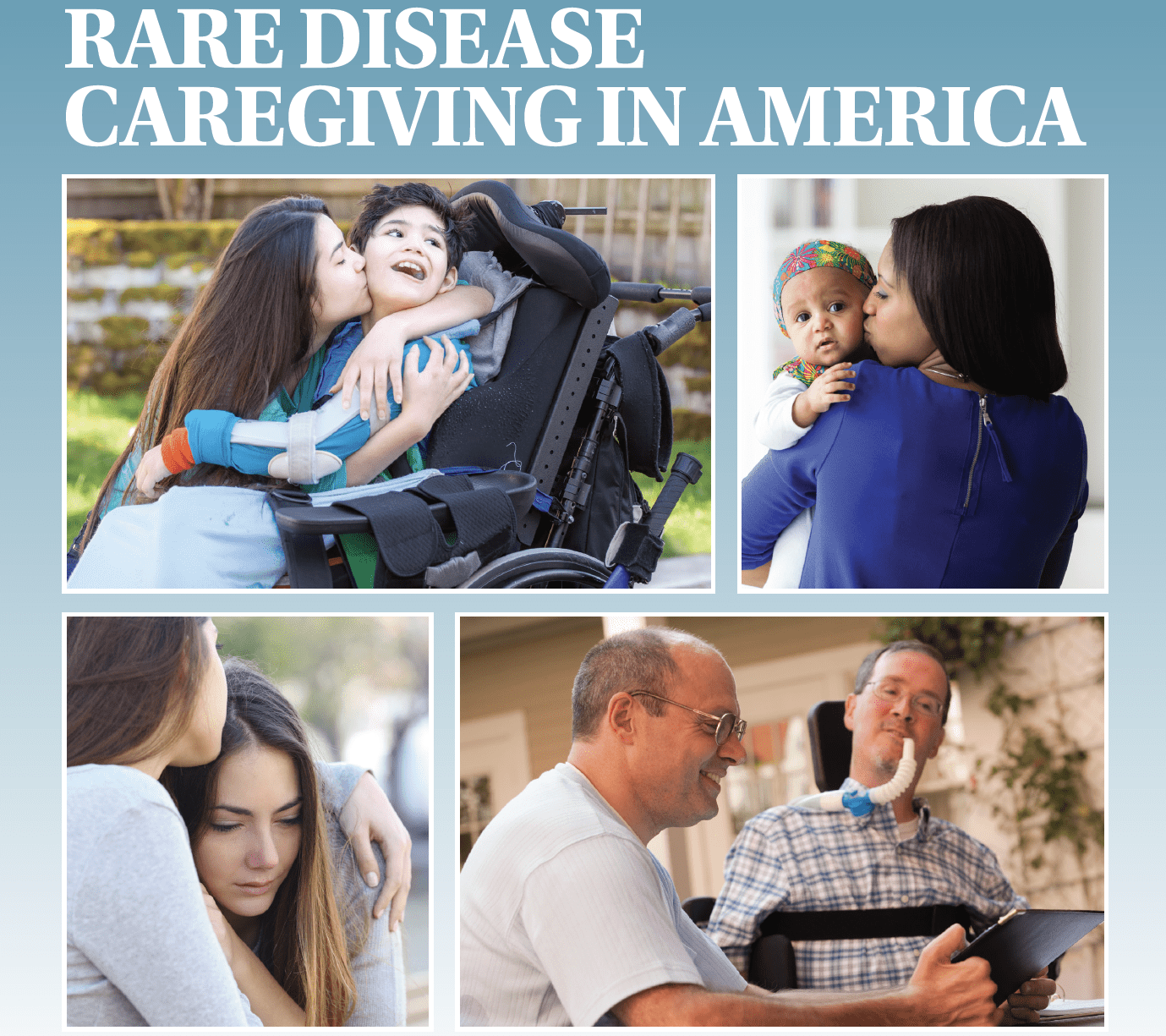 Rare Disease Families Front and Center in Upcoming Caregiving Study