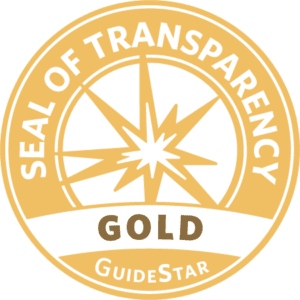 Guide Star Seals Gold Seal of Transparency