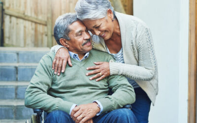 Burdens of spousal caregiving alleviated by appreciation, study finds
