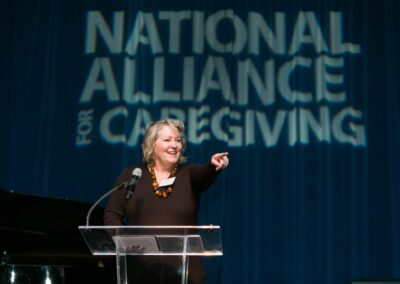 Board Chair Janet McUlsky National Alliance for Caregiving Photo