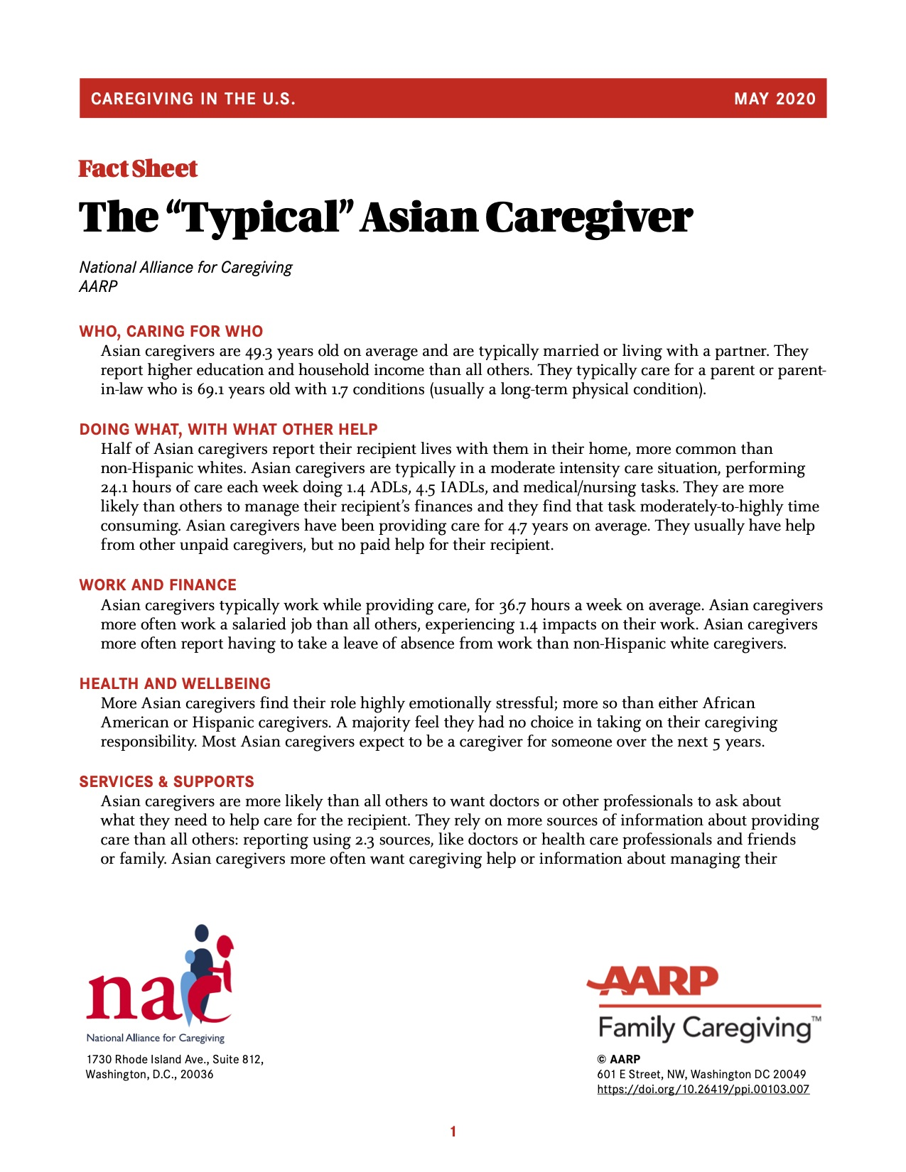 Typical Asian Caregiver Cover Image