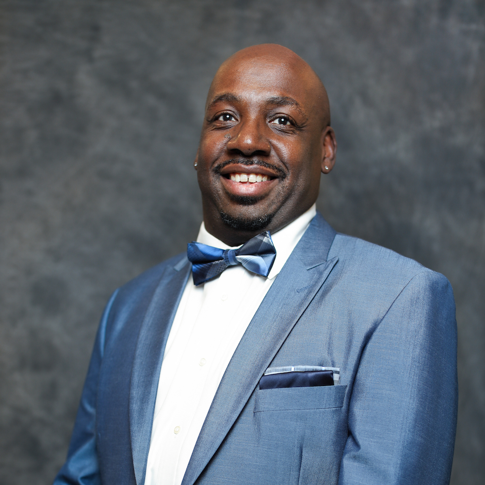 Dexter K. Allen, M.B.A., CAP, OM, TA Executive Administrator & Special Assistant to the President and CEO Profile Photo