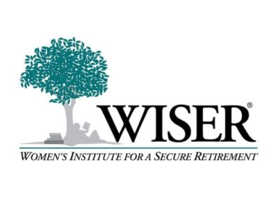 Women's Institute for a Secure Retirement Logo