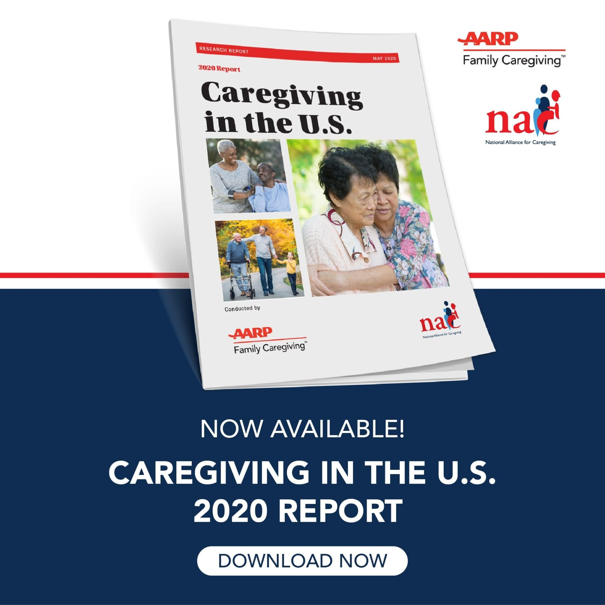Caregiving in the U.S. 2020 Report