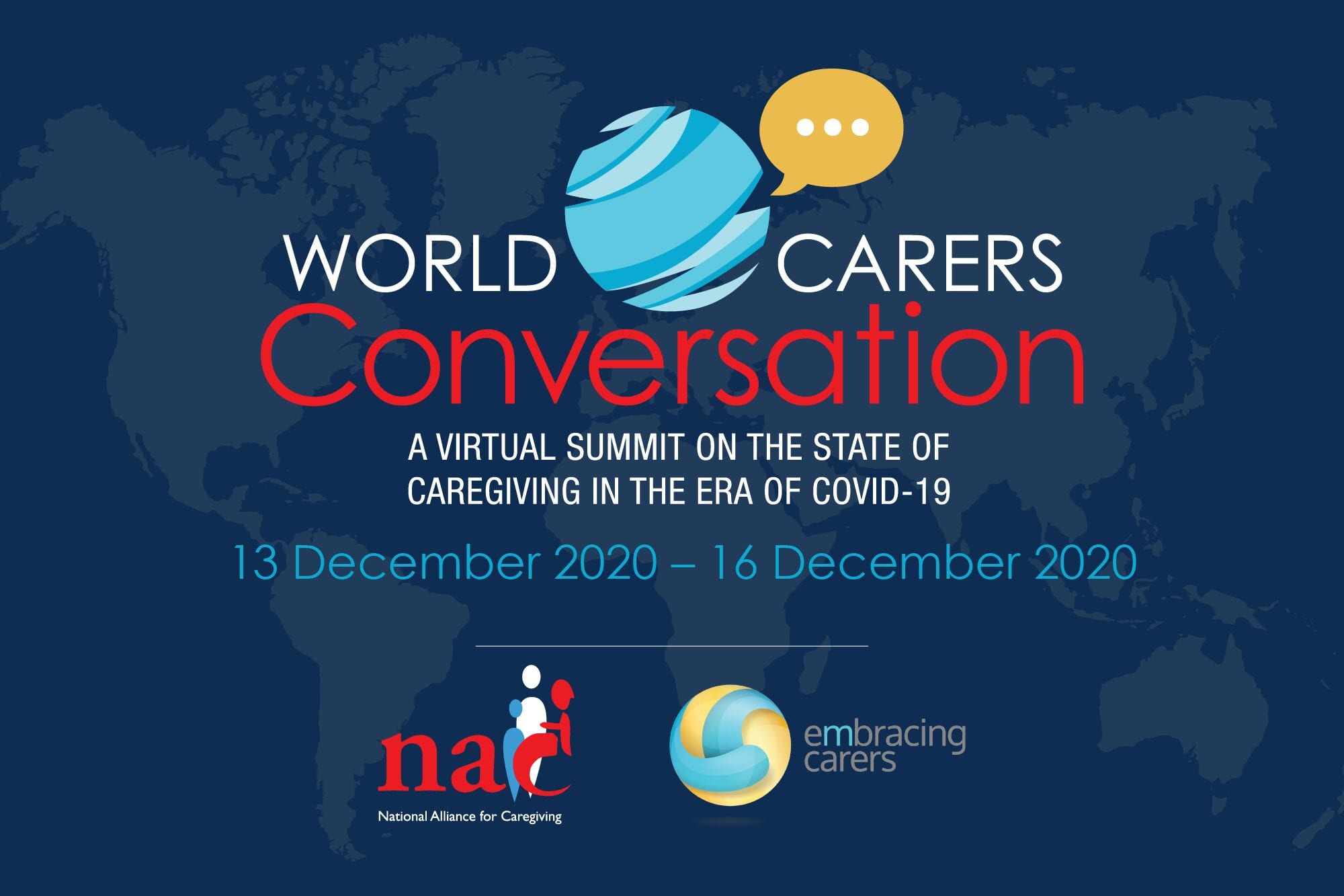 National Alliance Caregiving World Carers Conversation Summit