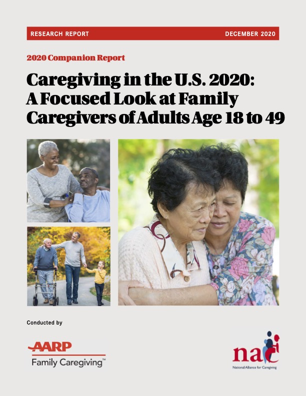 AARP Caregiving 18 to 49_508